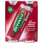 Berocca Forward Red Berries Energy Drink 4pk