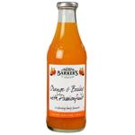 Barker's Orange & Barley With Passionfruit Fruit Syrup 710ml