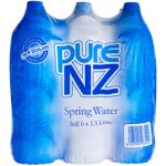 Pure NZ Springwater 6pk