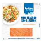 Southern Ocean Smoked New Zealand King Salmon Pieces 100g