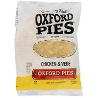 Oxford Pies Chicken & Vegetable Pie 1ea