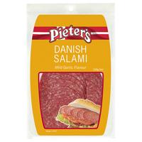 Pieter's Danish Salami 100g