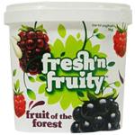 Fresh'n Fruity Fruit Of The Forest Yoghurt 1kg