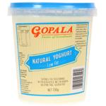 Gopala Low Fat Natural Yoghurt 750g
