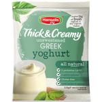 Hansells Thick & Creamy Natural Greek Style Yoghurt Mix 210g