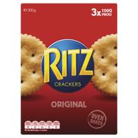 Ritz Original Crackers 300g