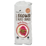 Ceres Organics Organic Rice Brown Cakes 110g
