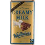 Whittakers Creamy 33% Cocoa Milk 250g
