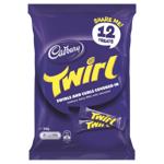 Cadbury Twirl Share Pack 12pk 168g
