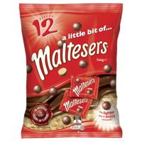 Maltesers Fun Size 12pk 144g