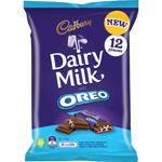 Cadbury Dairy Milk With Oreo Share Pack 12pk 174g