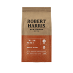 Robert Harris Italian Whole Beans 100% Fresh Arabica Coffee 200g