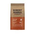 Robert Harris Italian Roast Espresso Grind 100% Fresh Arabica Coffee 200g