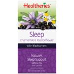 Healtheries Be Sleepy Blackcurrant Tea Bags 20ea