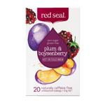 Red Seal Plum & Boysenberry Tea Bags 20ea
