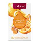 Red Seal Orange & Turmeric Tea Bags 20ea