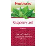 Healtheries Raspberry Leaf Tea Bags 20ea