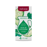 Red Seal Cold Brew Mint & Cucumber Tea Bags 4pk