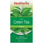 Healtheries Pure Green Tea Original 20pk