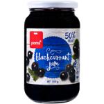 Pams Blackcurrant Jam 500g