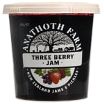 Anathoth Farm Three Berry Jam 455g