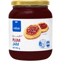 Value Plum Jam 900g