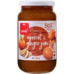 Pams Apricot & Ginger Jam 500g
