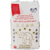 Five Stars Elephant Jasmine Rice 10kg