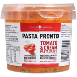 Pasta Nostra Tomato & Cream Pasta Sauce 300g