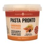 Pasta Nostra Pasta Pronto Carbonara Pasta Sauce 300g