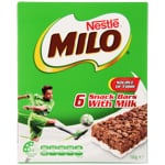 Nestle Milo Snack Bars With Milk 6pk