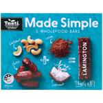 Tasti Made Simple Lamington  5pk