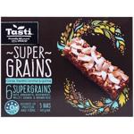 Tasti Super Grains Cocoa Toasted Coconut Quinoa Bars 5pk
