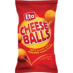 Eta Cheese Ball Corn Snacks 120g