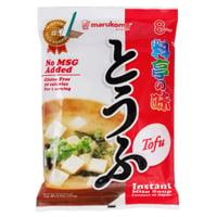 Marukome Instant Miso Soup Tofu 146g