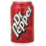 Dr Pepper Drink 330ml