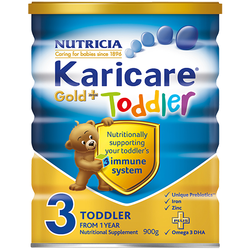 Karicare Gold + Toddler Stage 3 From 1 Year Nutritional Supplement 900g