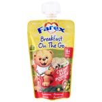 Farex Breakfast On The Go Creamy Porridge & Apple 6+Months 120g