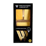 Whitestone Cheese Co Gournmet Selection 4 Cheese Platter 280g