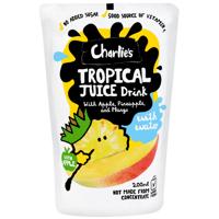 Charlies Tropical Juice 200ml