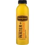 Homegrown Water + Raw Orange Juice 485ml