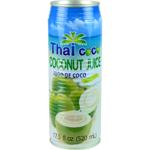 Thai Coco Coconut Juice with Pulp 520ml