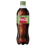 Coca Cola Stevia Soft Drink 600ml