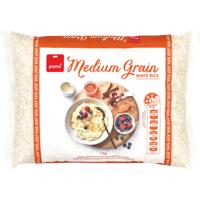 Pams Medium Grain White Rice 1kg