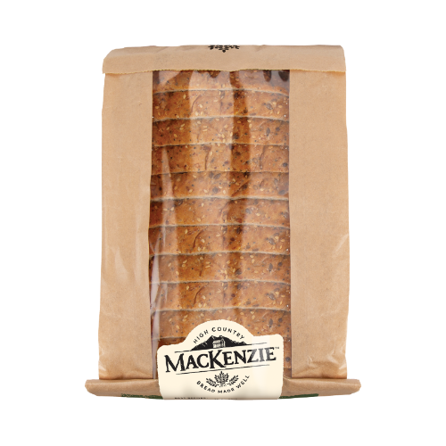 MacKenzie Station Seed & Grain Toast Bread 800g