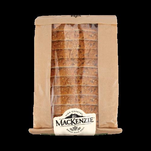 MacKenzie Station Seed & Grain Toast Bread 800g