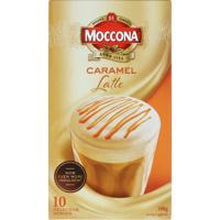 Moccona Caramel Latte Sachets 10pk