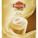 Moccona Latte Sachets 20ea