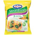 Birds Eye Steam Fresh Carrot Broccoli & Corn Mix 450g