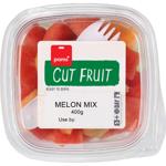 Pams Cut Fruit Melon Mix 400g